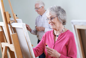 The Oaks at Liberty Grove provides a long list of activities for Senior Residents